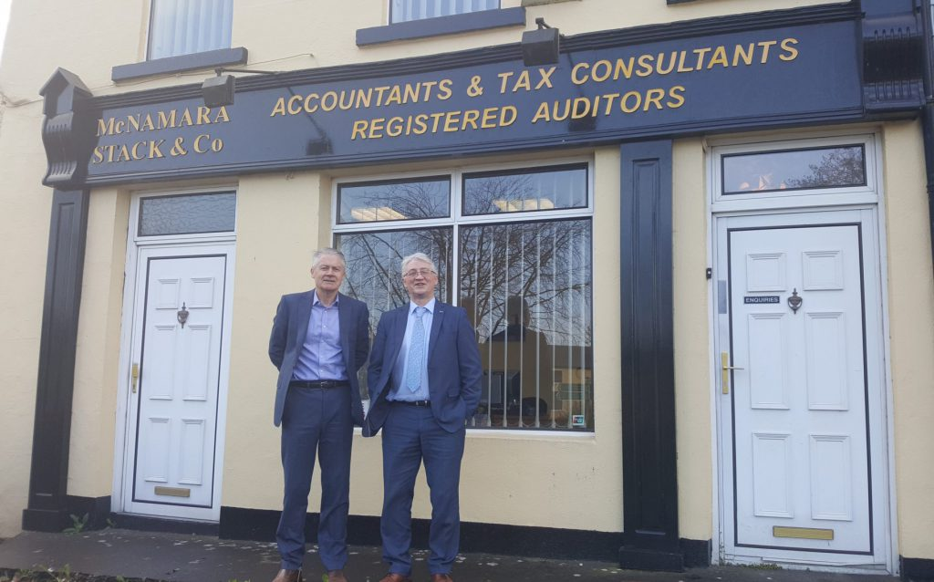 Mcnamara, Stack & Co. Accountants, Tax Consultants & Auditors