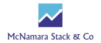 McNamara Stack & Co Logo
